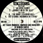 Derrick Carter's Sound Patrol – The Music E.P.