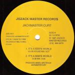 Jackmaster Curt – It's A Man's World