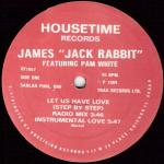 "James ""Jack Rabbit"" – Let Us Have Love (Step By Step)"