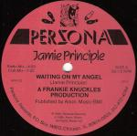 Jamie Principle – Waiting On My Angel