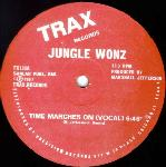 Jungle Wonz – Time Marches On