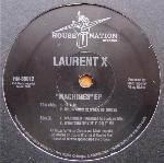 Laurent X - Machines EP