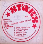 Tappa Zukie ‎– Tapper Zukie In Dub