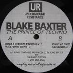Blake Baxter-When A Thought Becomes You